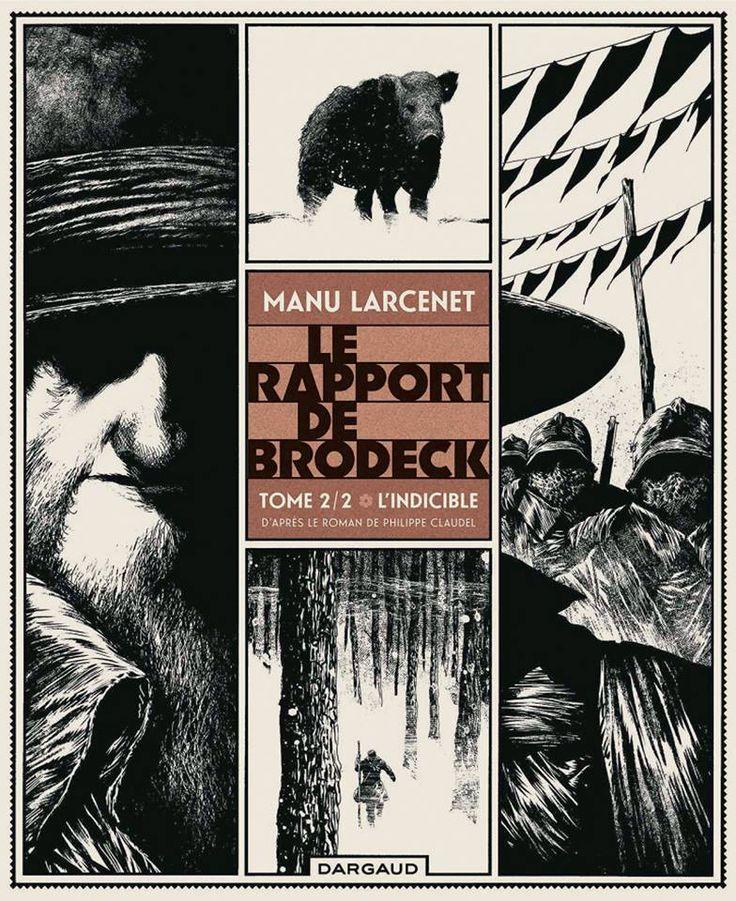 Le Rapport de Brodeck 2, cette lâcheté si humaine http://www.ligneclaire.info/claudel-larcenet-38808.html