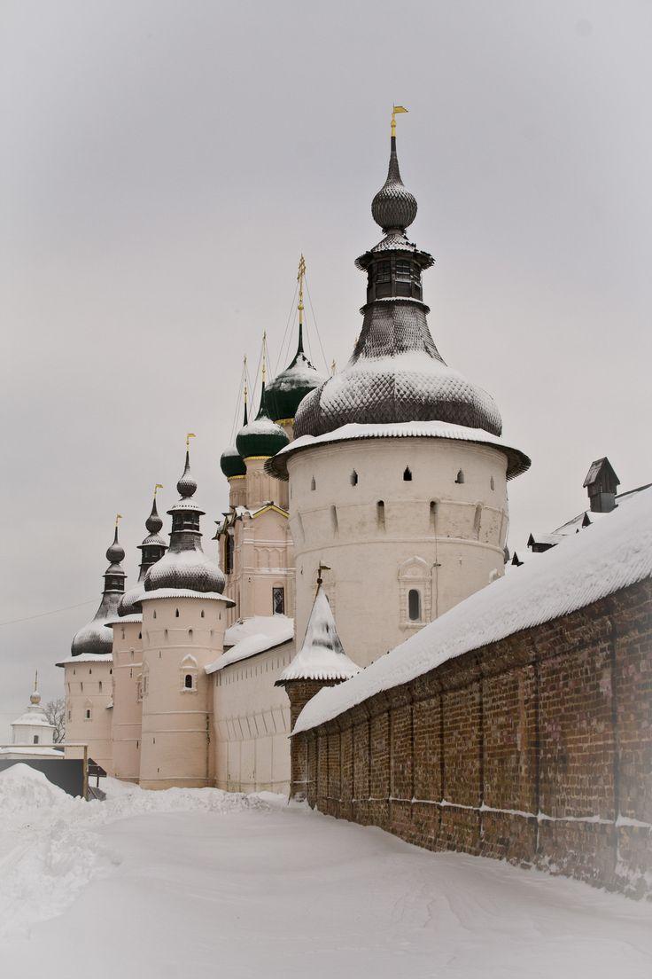 Ростовский кремль —Россия 10