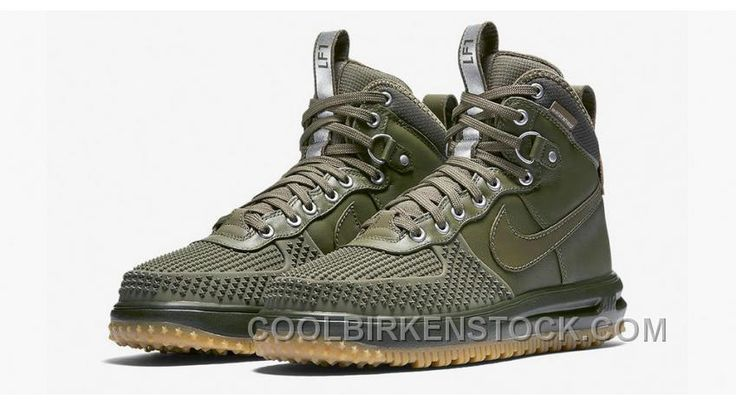 http://www.coolbirkenstock.com/discount-nike-lunar-force-1-duckboot-mid-olive-gum-light-brown-cargo-khaki-805899201-new.html DISCOUNT NIKE LUNAR FORCE 1 DUCKBOOT MID OLIVE GUM LIGHT BROWN CARGO KHAKI 805899-201 NEW Only $85.00 , Free Shipping!