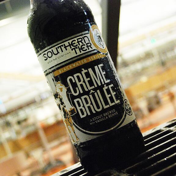 Creme Brulee Beer! Yum
