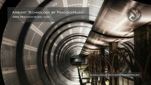 """""""Ambient Technology"""" - is a calm and soft track with acoustic piano, electric guitar, strings, pads, synths, deep bass and drums. Designed for corporate presentations, business, innovation, technology, science, and others modern projects.   Visit my website: www.peacock-music.com"""