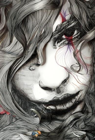 Gabriel Moreno Illustration