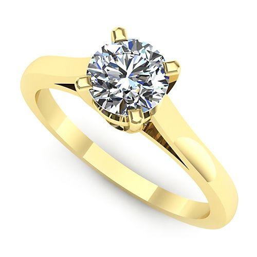 Inel logodna L78GDI Inel cu diamant