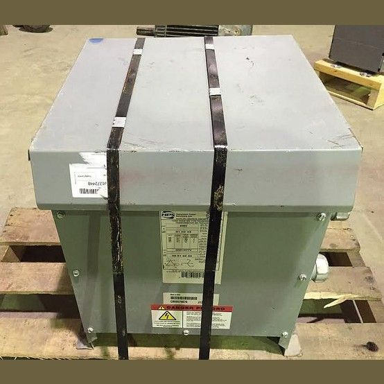 Hammond Transformer Supplier Worldwide | Used 15 kVA 600V-480Y Wall Mount Transformer For Sale