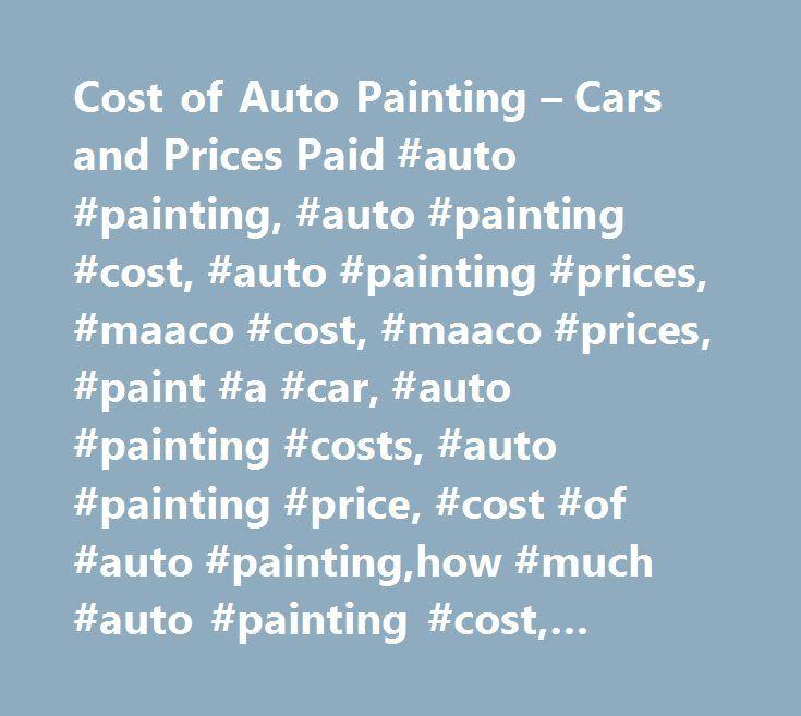 Best 25+ Automotive Spray Paint Ideas On Pinterest
