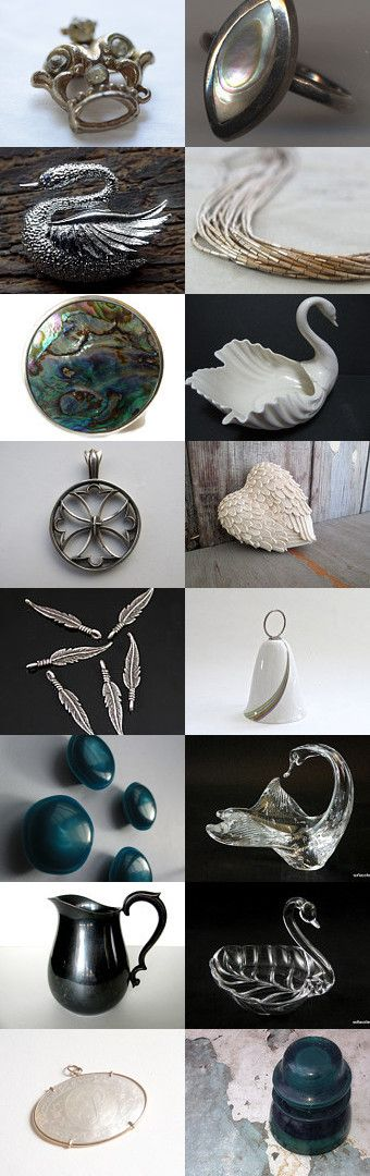 The Children of Lir by Menno on Etsy--Pinned with TreasuryPin.com