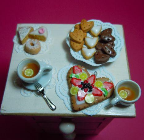 little tea break