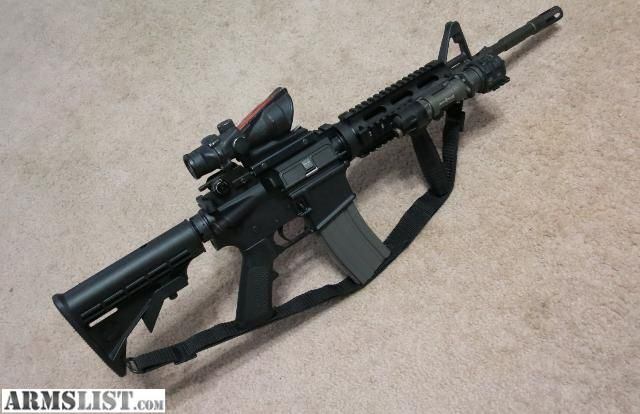 ARMSLIST - For Sale: Bushmaster XM15 AR-15 M4 clone