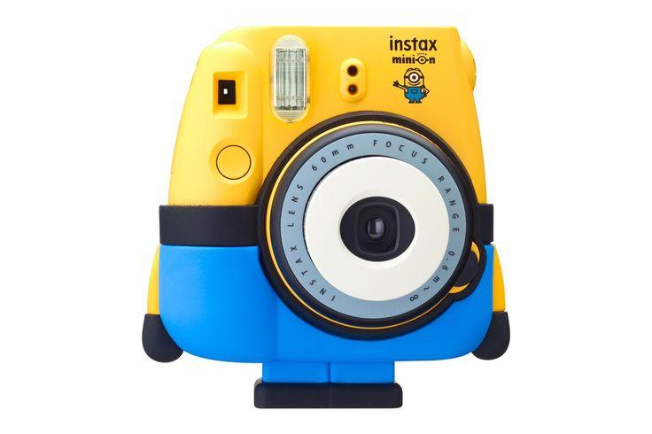 Fujifilm Instax Minions camera