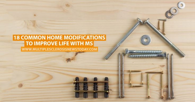 MS Views and News:: 18 Common Home Modifications to Improve Life With MS