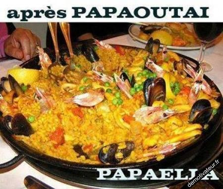 image drole - Papaoutai