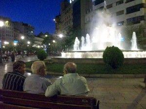 Andalucia - Granada - Fountain
