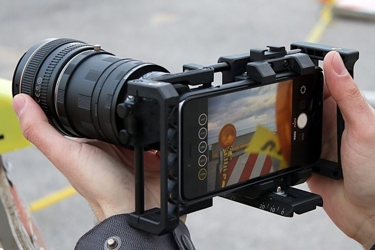 iphone filming rig beastgrip pro turns any smartphone into a pro grade 2373