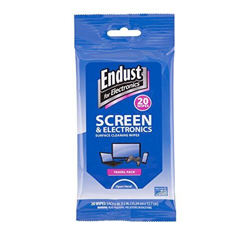 Endust END-14705 Soft Pack Screen Wipes