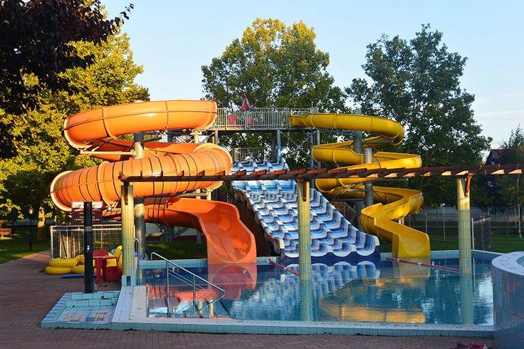 Legyen a Dávodi Strandfürdő A Helyiek Kedvenc Fürdője - szavazz! Az Év Fürdője 2015