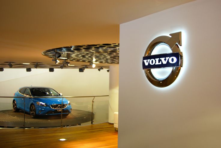 Volvo Showroom July 2013
