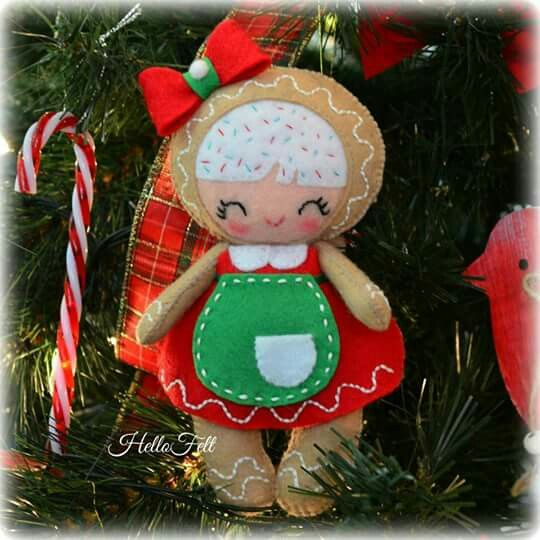 Pics Of Christmas Things 268 best felt christmas crafts images on pinterest | christmas