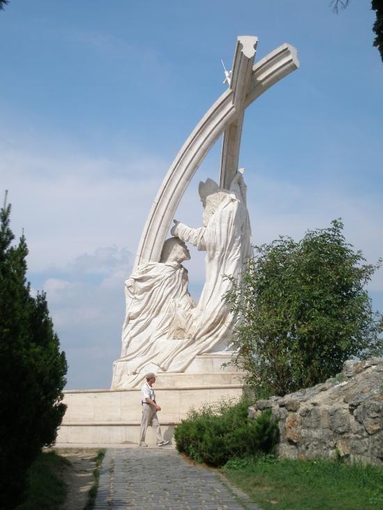 Statue of King Saint Stephen - Esztergom - Bewertungen und Fotos - TripAdvisor