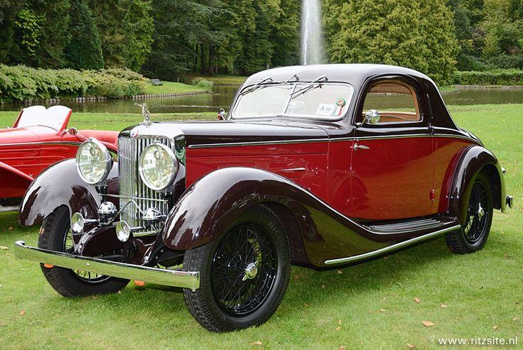 1932 Ballot RH3 - Aerosport coupe body by Brandone
