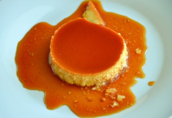 The Smoothest Flan Recipe — Dishmaps