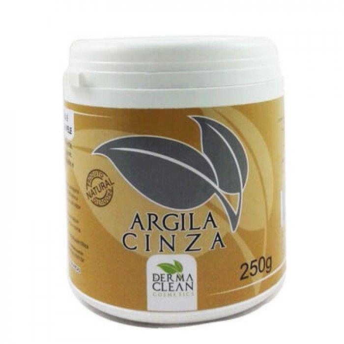 Argila Cinza Derma Clean - 250g