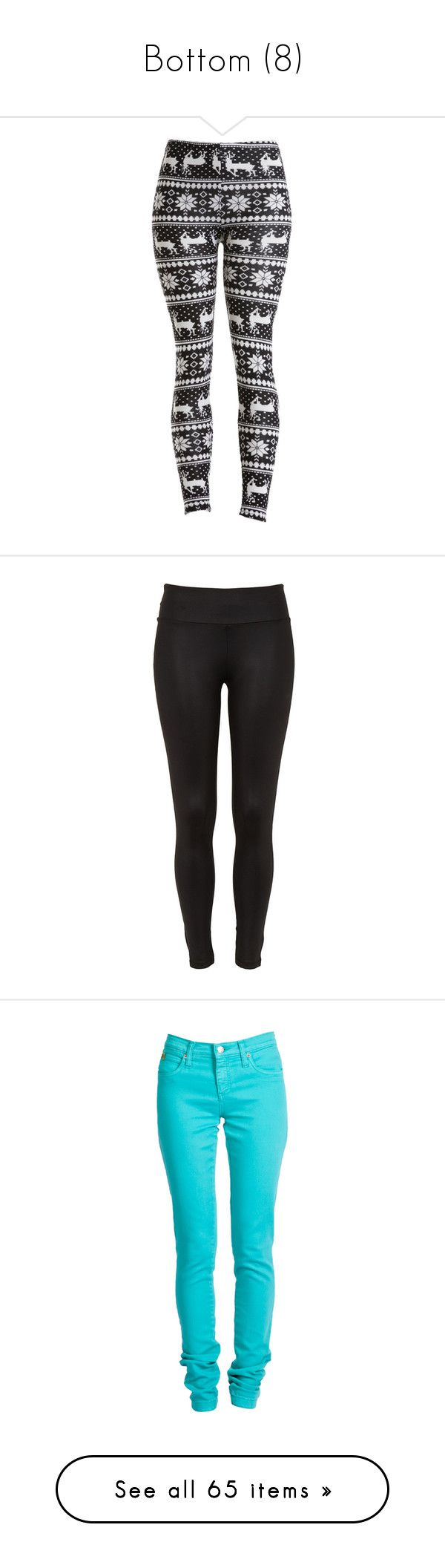 """Bottom (8)"" by glitterals ❤ liked on Polyvore featuring pants, leggings, bottoms, calças, womens plus size leggings, paisley leggings, plus size pants, womens plus pants, paisley print pants and river island"