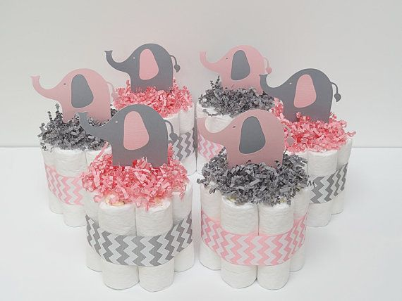 Hey, I found this really awesome Etsy listing at https://www.etsy.com/listing/183532928/six-pink-and-gray-elephant-mini-diaper