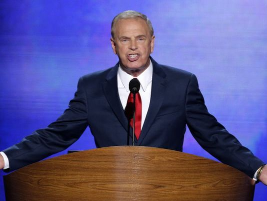 """Ohio Senate race already taking unpredictable turns  WASHINGTON — When Ted Strickland sent out a fundraising pitch earlier this week for his yet-to-be-announced Senate campaign, the GOP response came fast and furious.  """"When he ran for re-election as governor … Strickland raised $20 MILLION,"""" screeched an email missive from the Ohio Republican Party. """"Can you chip in $25, $50 or more so we can fight back against Ted Strickland's millions?"""""""