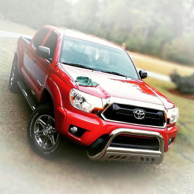 2014 Tacoma Prerunner V6 4x4