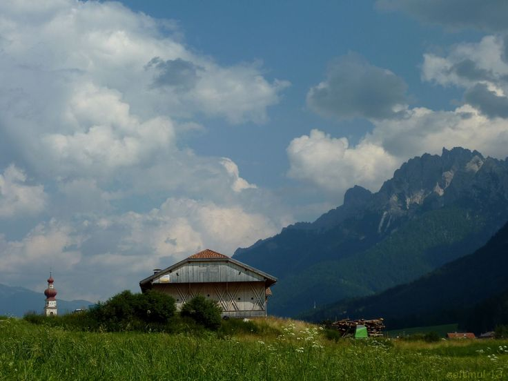 La Val Pusteria e Villabassa.