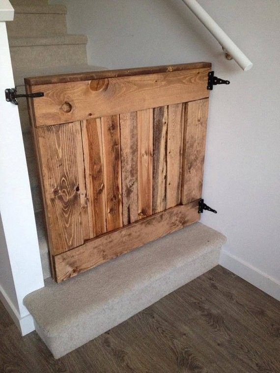 Wood Dog Gate Foter Home Decor In 2019 Pet Gate