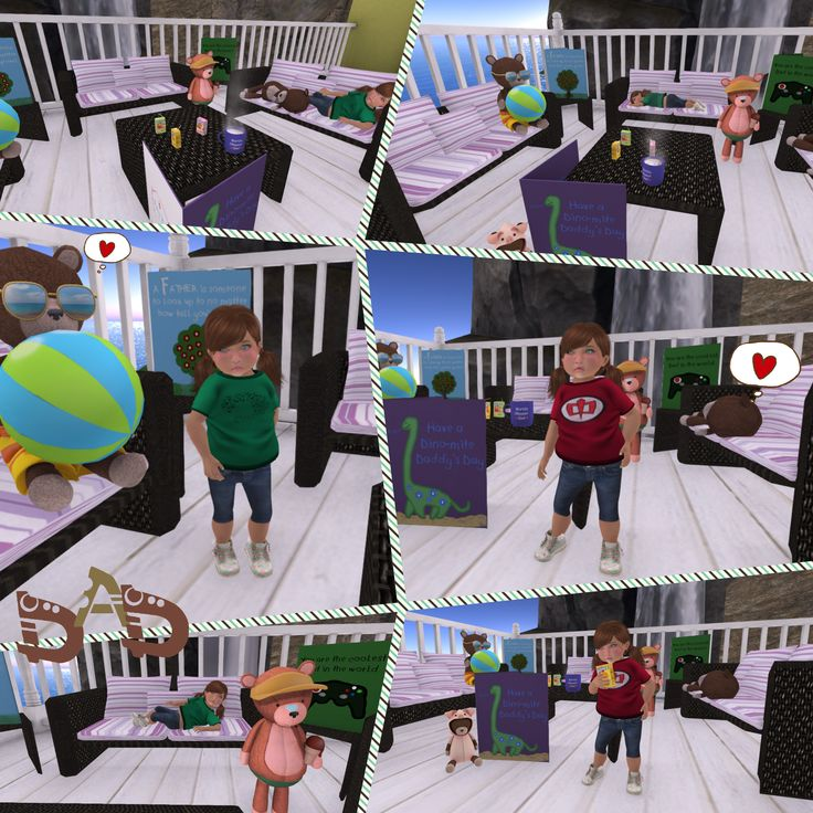 My Bears and I gathered out on the patio with crayons, paper, paints, markers, glue, glitters and other craft items. We worked hard all day creating awesome cards for Father's all over the world. W...