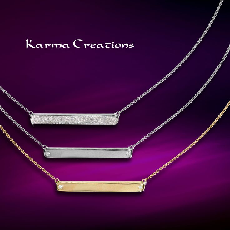 """""""Novelty """" necklace by Karma Creations"""