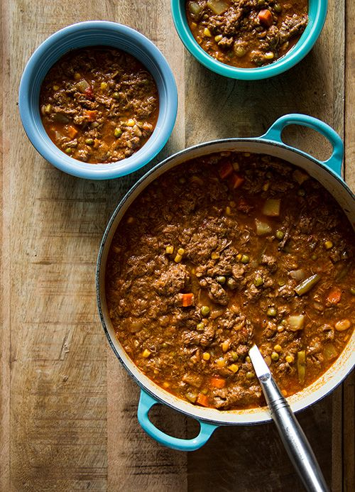 The Ultimate Kentucky Burgoo - What? You don't know burgoo?  Beautiful stew.. Seriously..