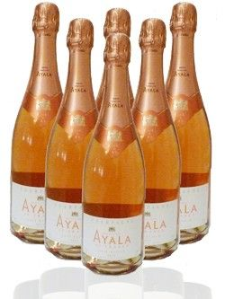 Ayala Rosé Champagne Case