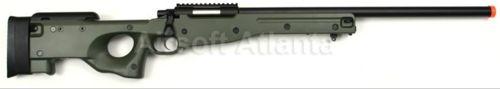 Airsoft Sniper- A skilled gunman