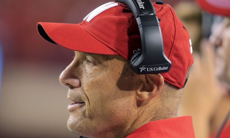 Mike Riley's edge emerges after Nebraska's win over Fresno State = Getting to 100 wins isn't easy, and neither is winning your home opener by 33 points. You'd think Nebraska head coach Mike Riley would be pretty happy considering both were the result of his team's performance against.....