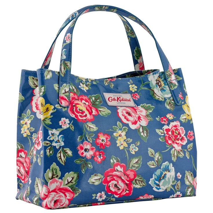 Rainbow Rose Small Grab Handle Tote | View All | CathKidston