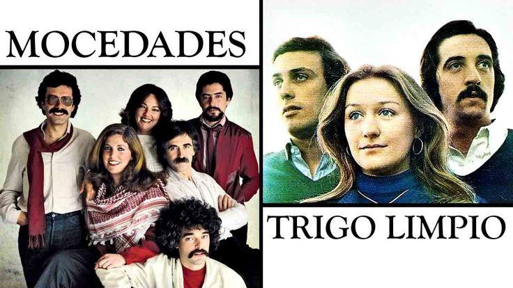 MOCEDADES & TRIGO LIMPIO EXITOS Canciones Romanticas