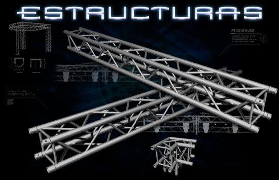 Todo sobre estructuras & todos su componentes.