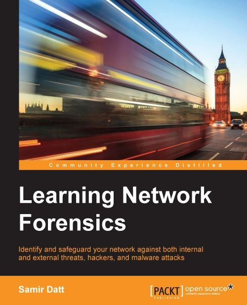Learning Network Forensics   PACKT Books
