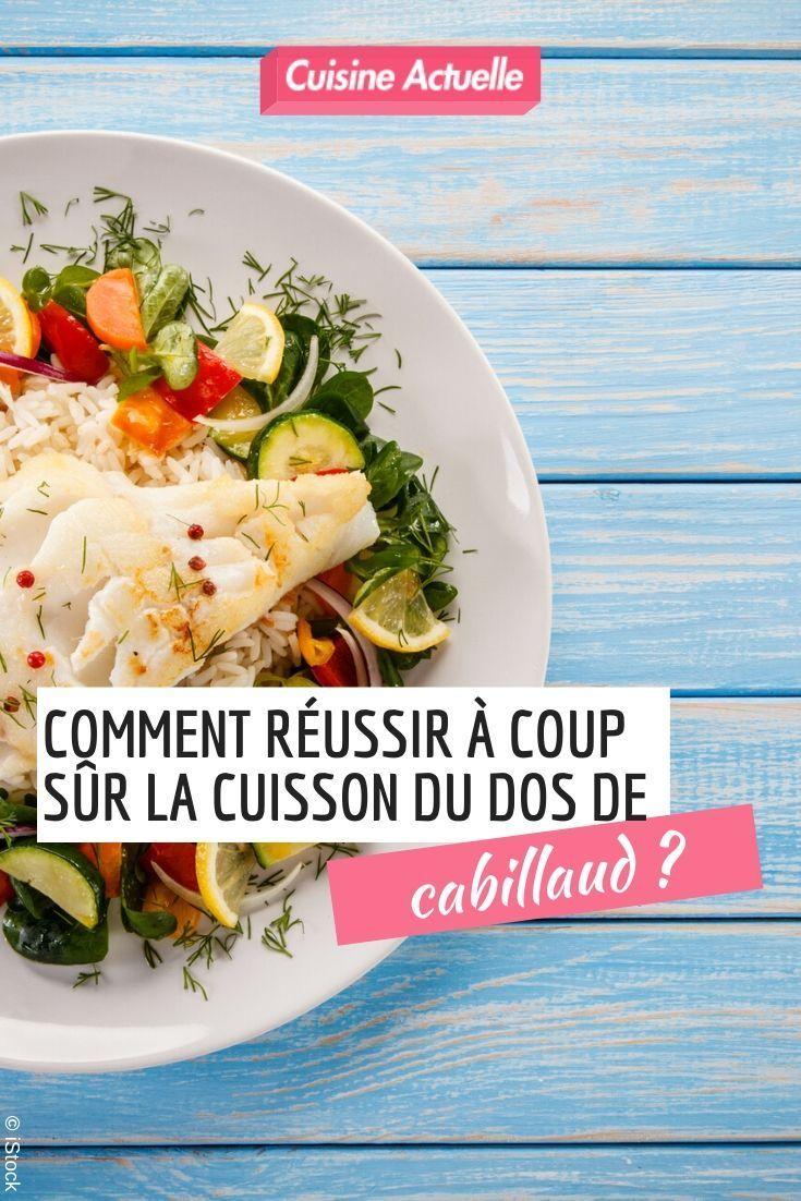 Cuisson Dos De Cabillaud Poele : cuisson, cabillaud, poele, Comment, Réussir, Cuisson, Cabillaud, Recette,, Cabillaud,, Recettes, Cuisine