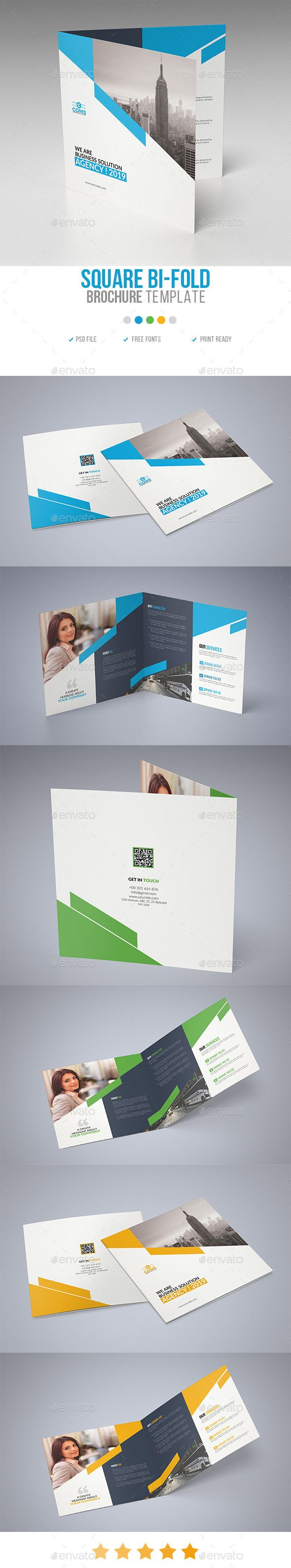 Best Bi Fold Brochure Ideas On Pinterest Tri Fold Brochure - Bi fold brochure template free