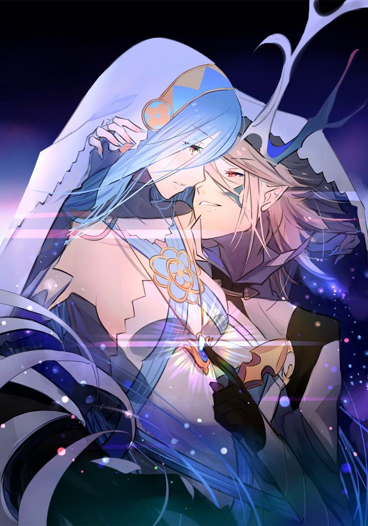 Kamui × Aqua    Fire Emblem: If (Fates)