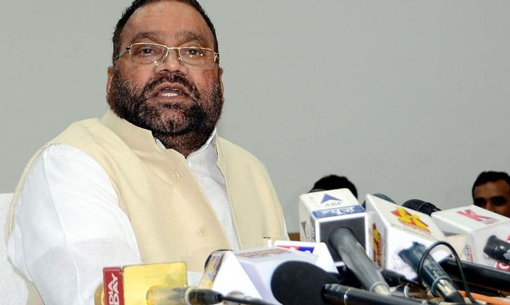 Swami Prasad Maurya, Former BSP general secretary joined  BJP. It is a positive boost to BJP attempts to get the support from the backward castes. The community forms nearly half of Uttar Pradesh's population and are capable of changing the results of the upcoming assembly elections.