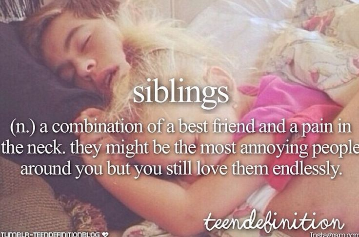big sis and little bro quotes - Google Search