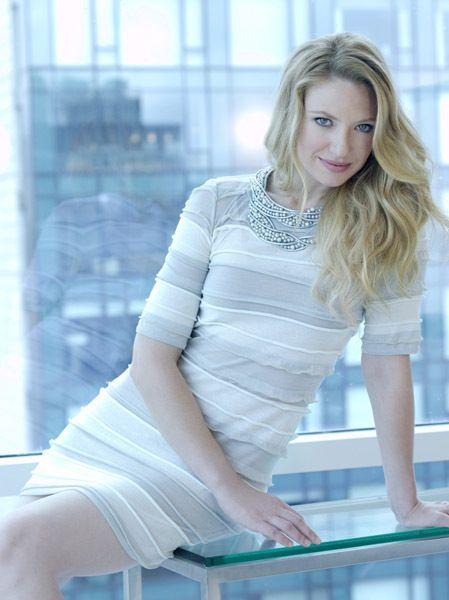 the beautiful, talented Anna Torv