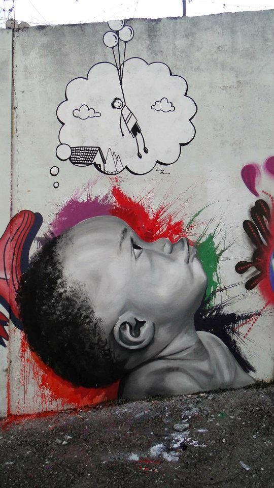 street art - Itaim Paulista, São Paulo - SP