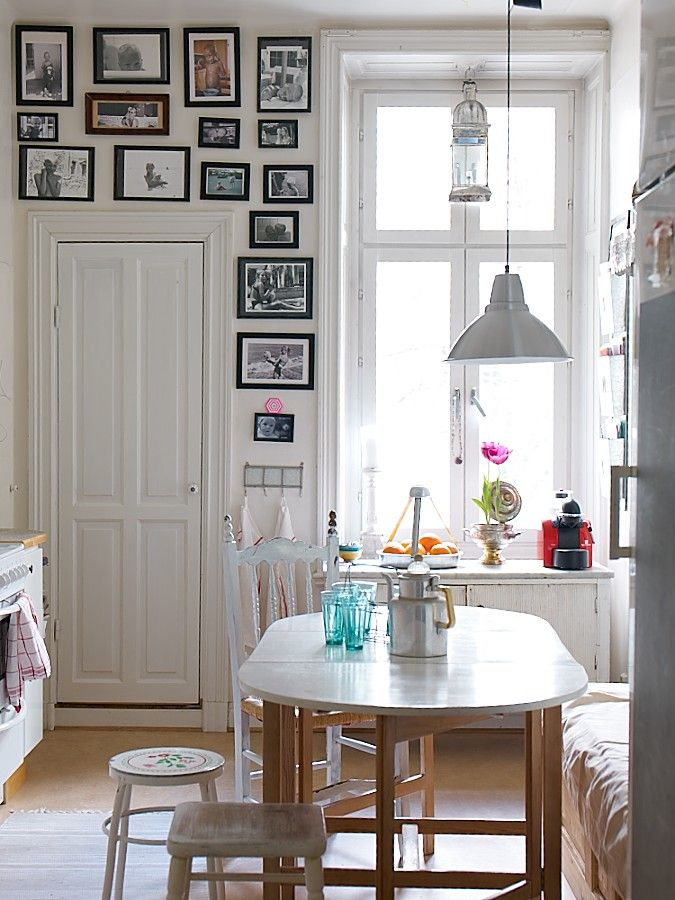 Small kitchen, great inspiration for our student appartment