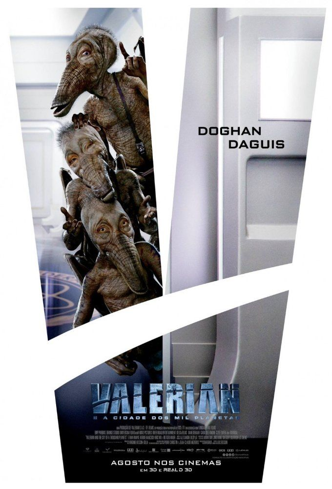 Valerian and the City of a Thousand Planets Doghan Daguis